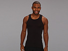 adidas - Athletic Comfort ClimaLite 3-Pack Ribbed Tank (Black)