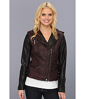 MICHAEL Michael Kors - Color Block Leather Jacket M62012A