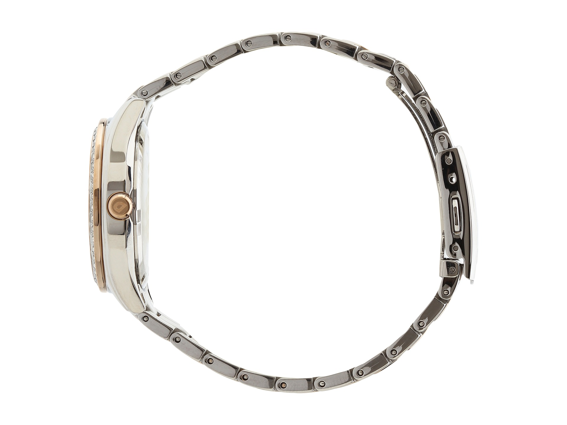 Citizen Watches FD1066 59H Drive From Citizen Eco Drive POV 2.0 Two Tone Swarovski Crystal Watch