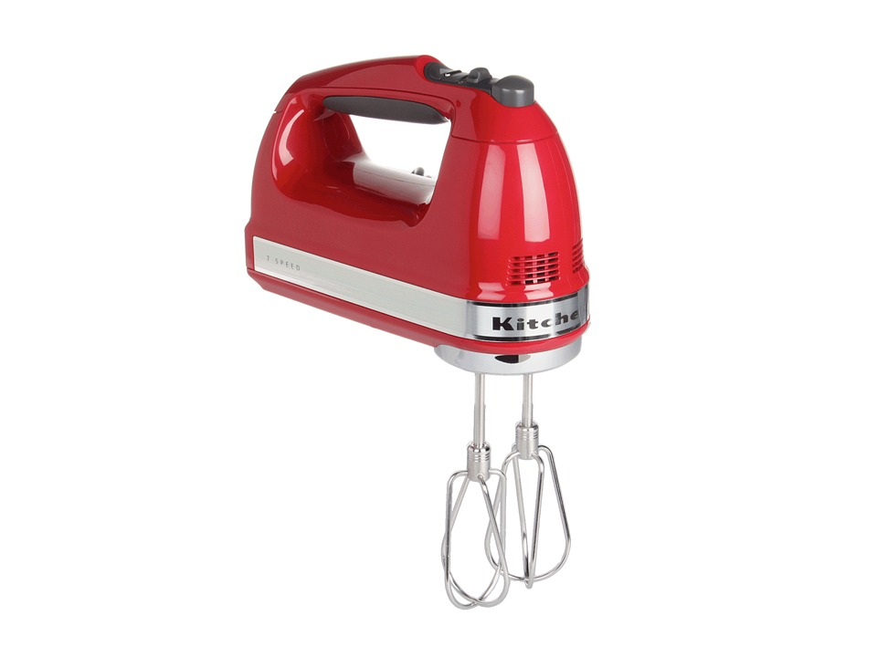 Kitchenaid khm7210 7 speed hand mixer empire red appliances cookware 2014 - Kitchenaid architect speed hand mixer ...