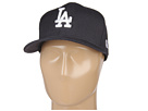 New Era 59FIFTY Los Angeles Dodgers (Navy/White)