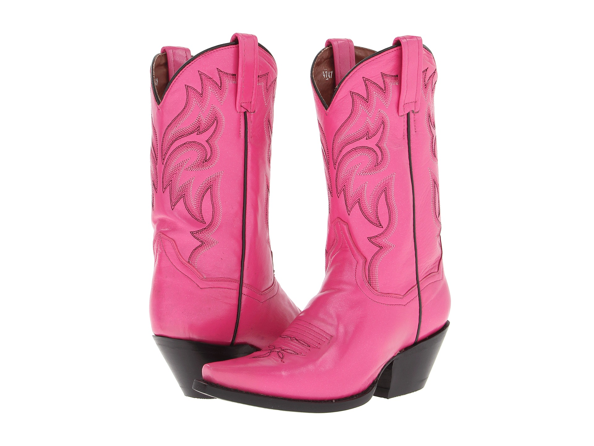 Boots, Cowboy Boots, Pink | Shipped Free at Zappos