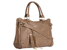 Steve Madden - Satchel (Taupe) - Bags and Luggage