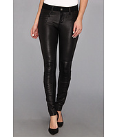 DL1961 - Leather Hazel Moto Skinny in Cruiser