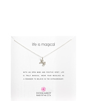 Dogeared - Life is Magial Unicorn Reminder Necklace