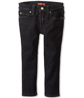 7 For All Mankind Kids - Boys' The Slimmy Jean in Black Flocked (Toddler)