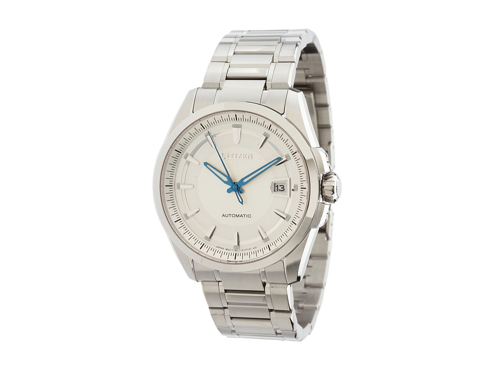 Citizen Watches - Signature Grand Classic NB0040-58A (Silver Tone Stainless Steel) Watches