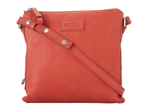 ECCO - Barra Crossbody Bag (Red Alert) - Bags and Luggage