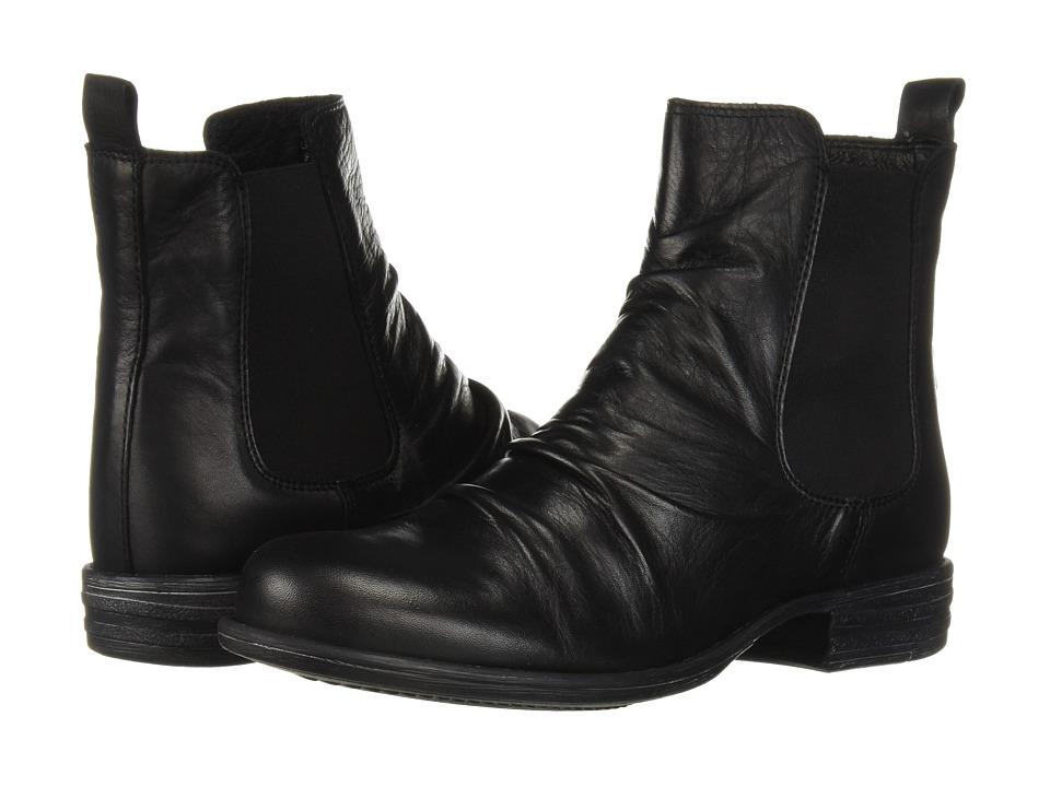 Miz Mooz Lissie (Black 1) Women's Pull-on Boots