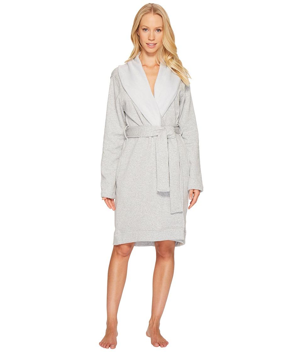 upc 887278748274 ugg blanche robe seal heather women 39 s. Black Bedroom Furniture Sets. Home Design Ideas