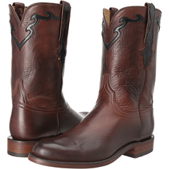 L3555.RR (Whiskey Burnished Baby Buffalo Roper) Cowboy Boots