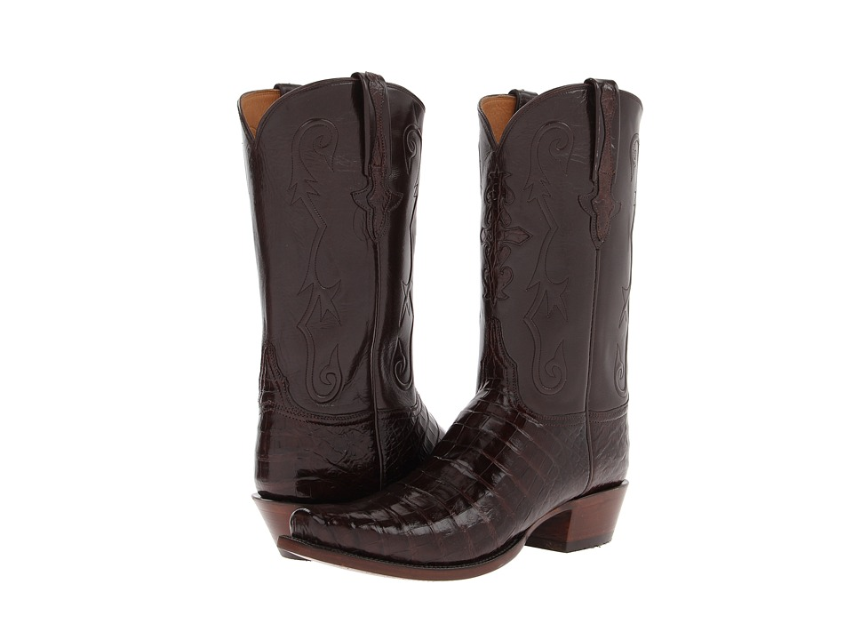 Lucchese - L1409.74 (Sienna Ultra Bel Cai/Pony) Cowboy Boots