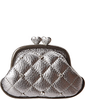 Brighton - First Kiss Quilted Coin Purse
