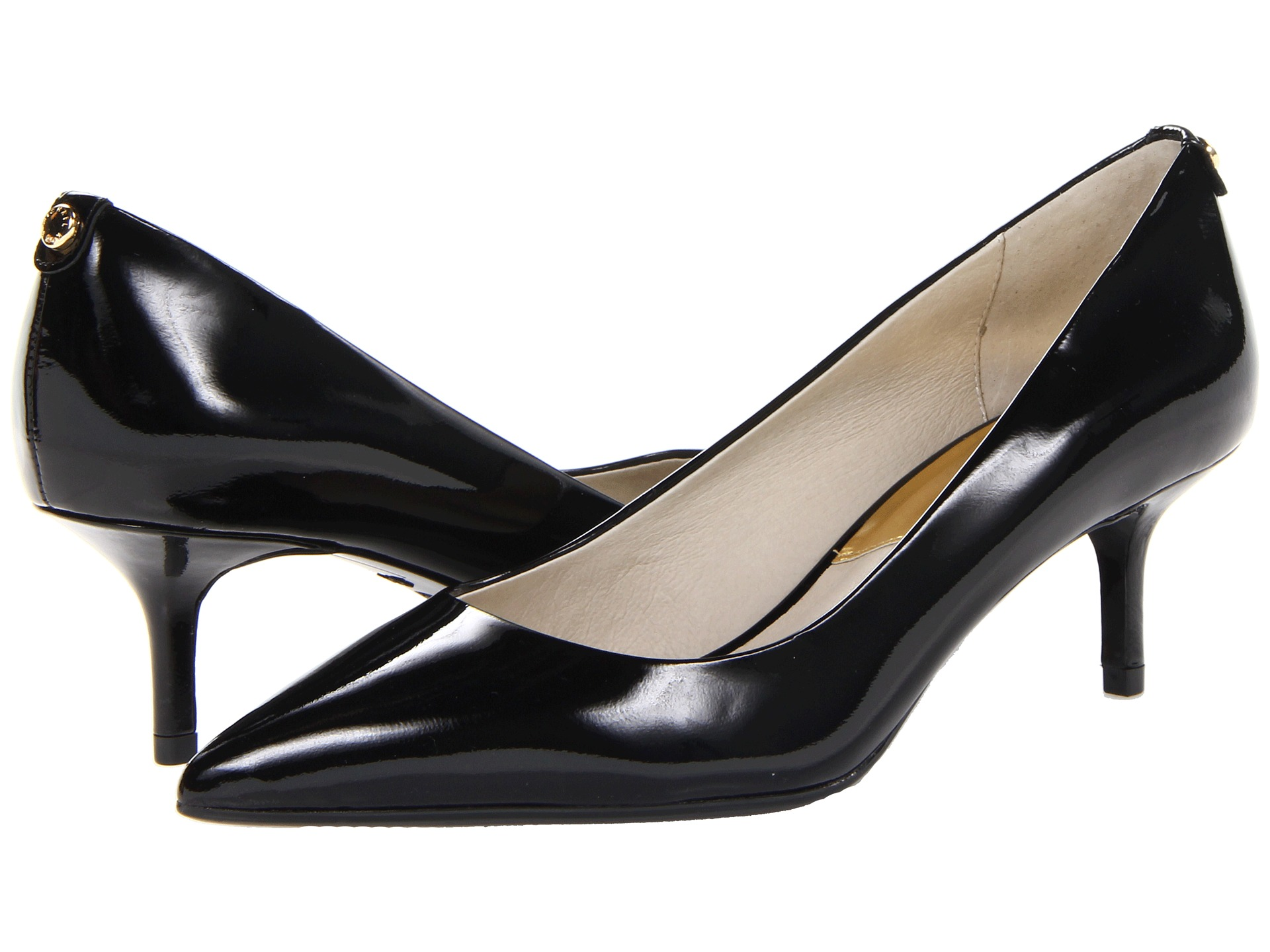 Michael Michael Kors Mk Flex Kitten Pump At Zappos Com
