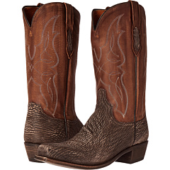 M3105.74 (Chocolate Sanded Shark) Cowboy Boots