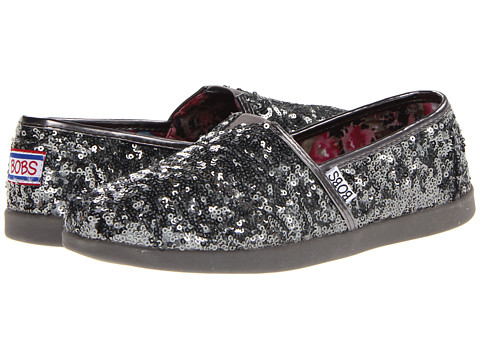 Sequin Bob shoes