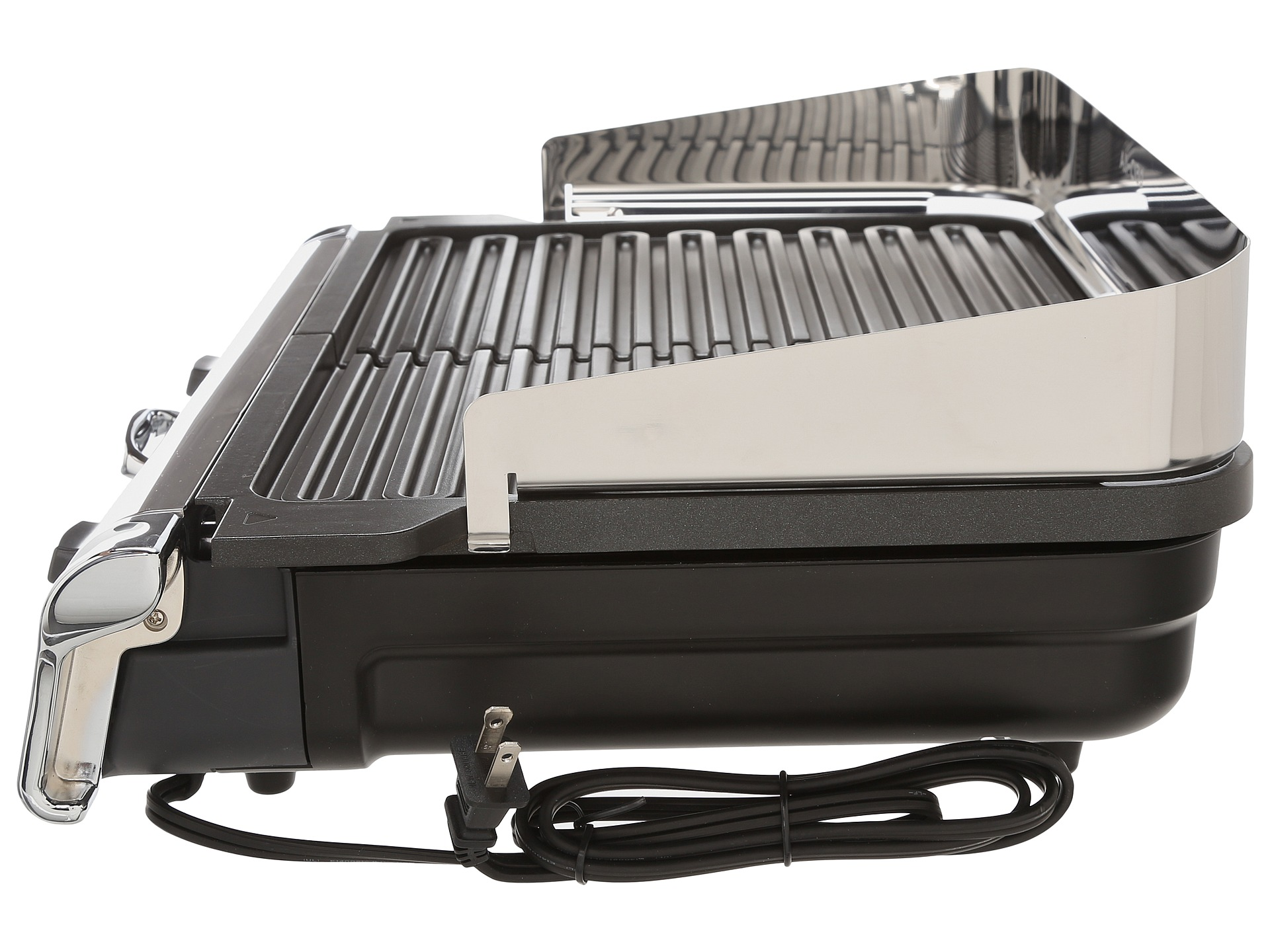 Electric Grill With Removable Plates ~ All clad removable plate grill griddle shipped free at