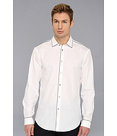 John Varvatos Collection - Slim Fit Shirt w/ Piping Detail