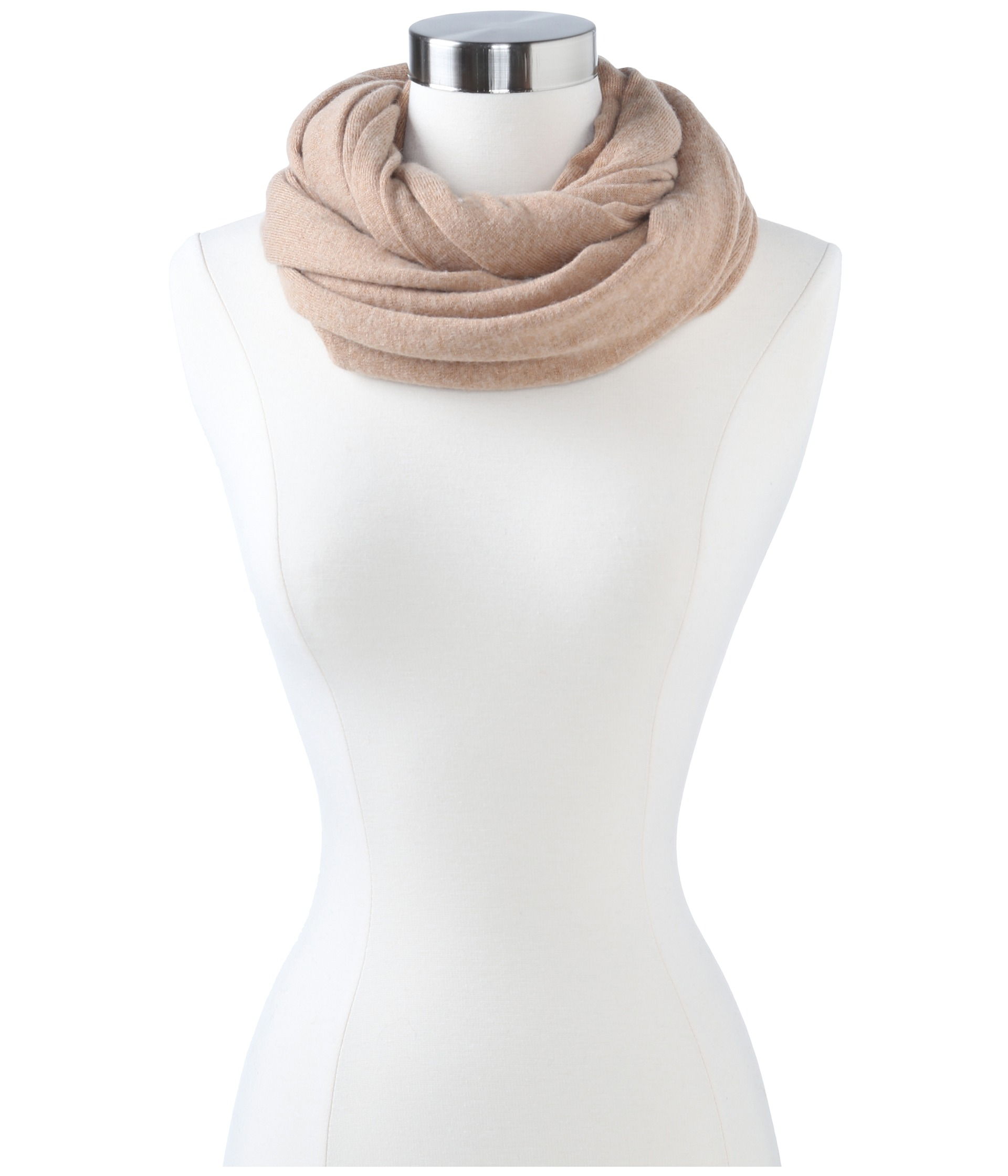 echo design blend infinity ring scarf shipped