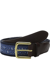Vineyard Vines - Hockey Canvas Club Belt