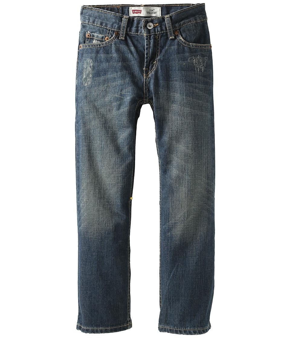 Levis(r) Kids - 514tm Straight - Slim (Big Kids) (Atlas) Boys Jeans