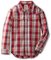 Levi's® Kids - Boys' Western Woven Top (Big Kids)