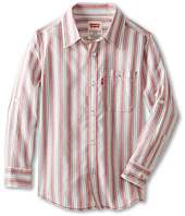 Levi's® Kids - Boys' L/S Cunningham Woven Shirt (Big Kids)
