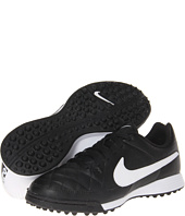 Nike Kids - Jr Tiempo Genio Leather TF Soccer (Toddler/Little Kid/Big Kid)
