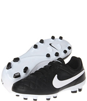Nike Kids - Jr Tiempo Genio Leather Firm Ground Soccer (Toddler/Little Kid/Big Kid)