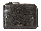 Cole Haan - Parker Card Case Boxed (Black Box) - Bags and Luggage