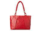 Cole Haan - Adele Small Tote (Velvet Red) - Bags and Luggage