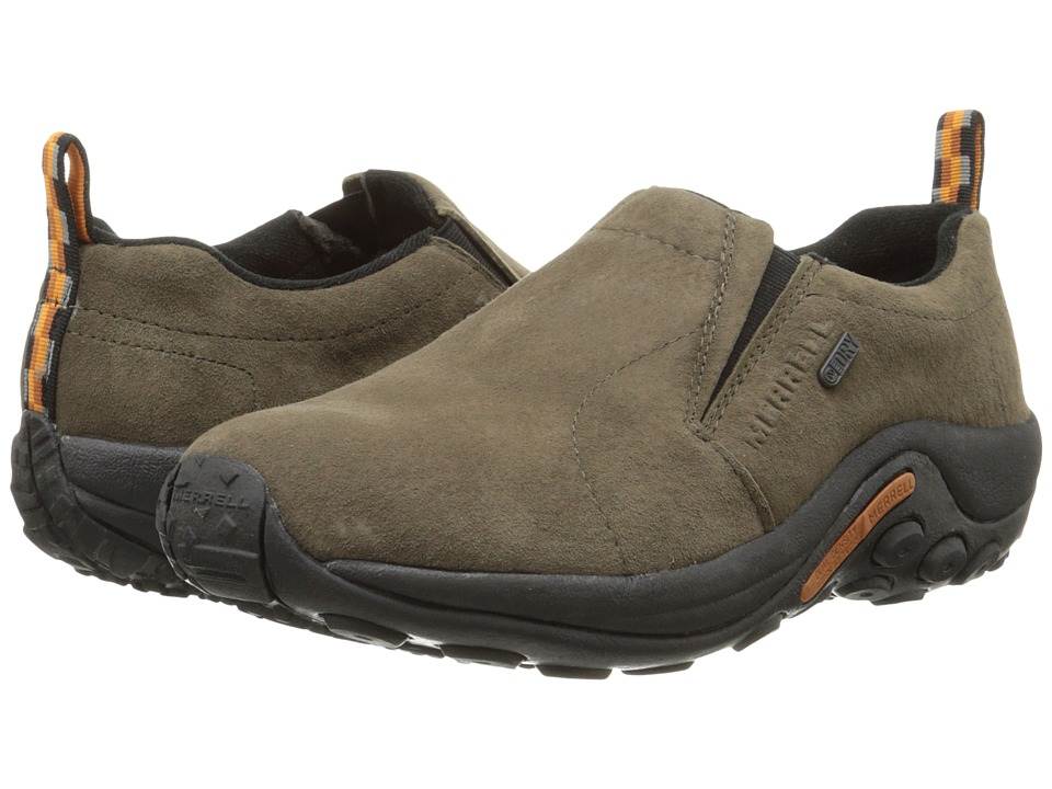 Merrell - Jungle Moc Waterproof (Gunsmoke) Mens Shoes