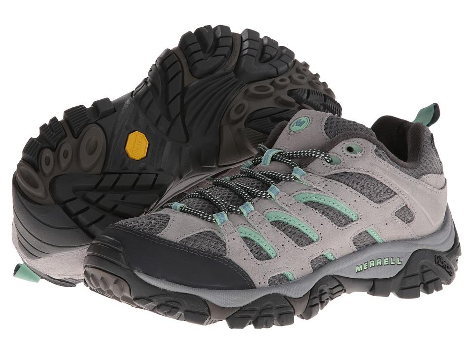 Merrell - Moab Ventilator (Drizzle/Mint) Womens Cross Training Shoes