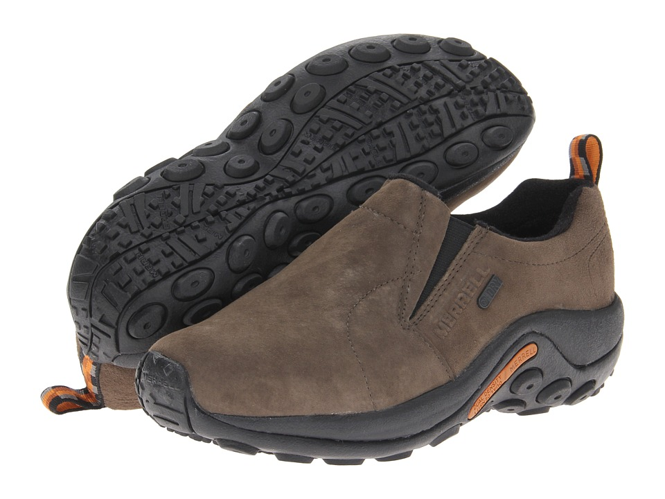 Merrell Jungle Moc Waterproof (Gunsmoke) Women's Shoes