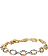 Juicy Couture - Juicy At Heart Pave Link Luxe Bracelet