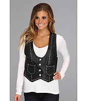 Scully - Midnight Sparkle Lamb Vest