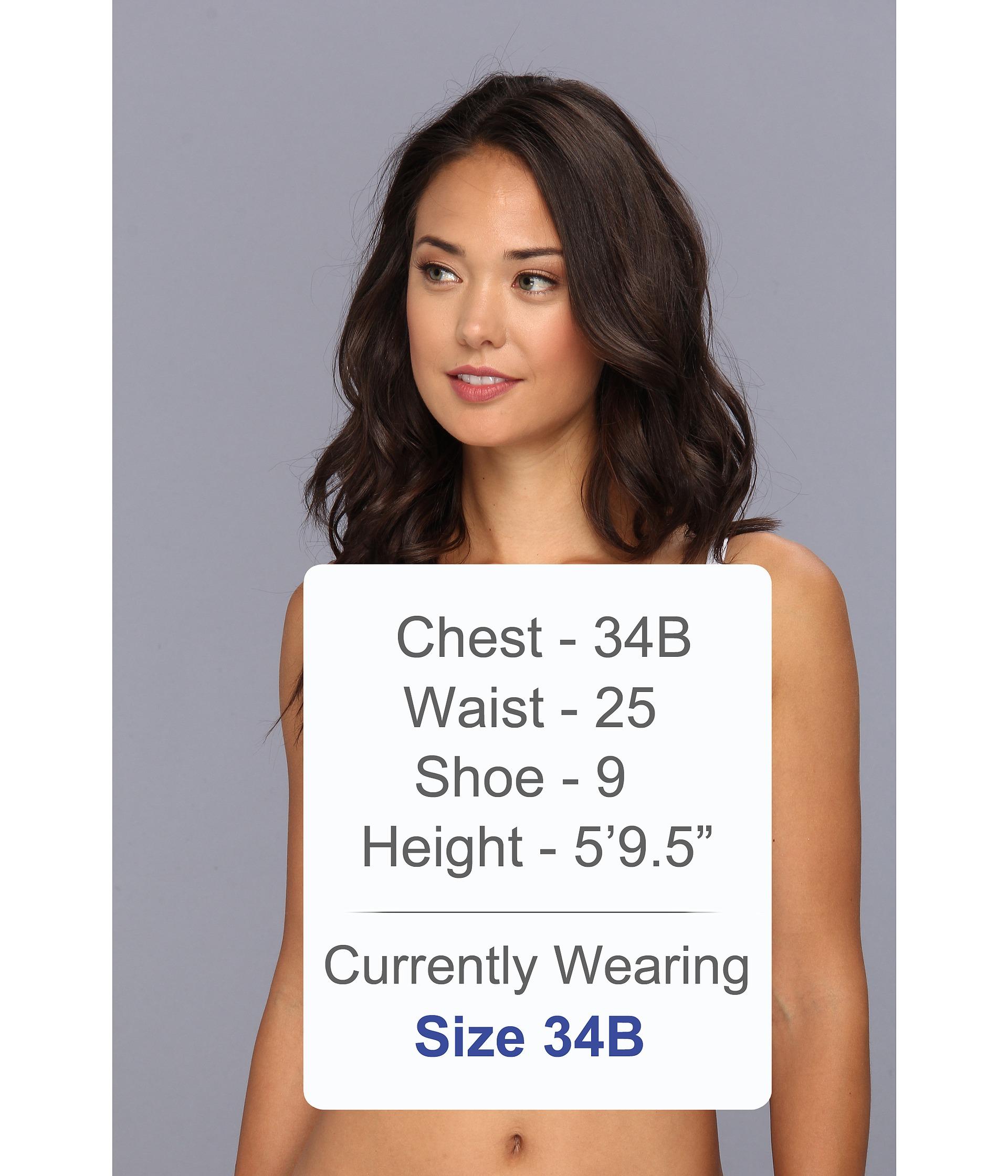 Quarter bras plus size