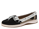 Sperry Top-Sider - Angelfish (Black/Silver Zebra) - Footwear
