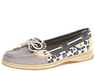 Sperry Top-Sider - Angelfish (Charcoal/Snow Leopard) - Footwear