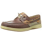 Sperry Top-Sider - Rainbow Slip-on Boat Shoe (Tan Bear/Cognac) - Footwear