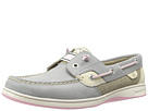 Sperry Top-Sider - Rainbow Slip-on Boat Shoe (Charcoal Grey) - Footwear