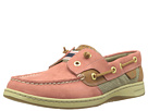 Sperry Top-Sider - Rainbow Slip-on Boat Shoe (Washed Red) - Footwear