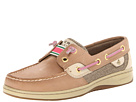 Sperry Top-Sider - Rainbow Slip-on Boat Shoe (Linen/Oat) - Footwear