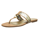 Sperry Top-Sider - Carlin (Gold Glitter/Cognac) - Footwear
