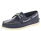 Sperry Top-Sider - A/O 2-Eye Free Time (Blue) - Footwear