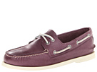Sperry Top-Sider - A/O 2-Eye Free Time (Purple) - Footwear