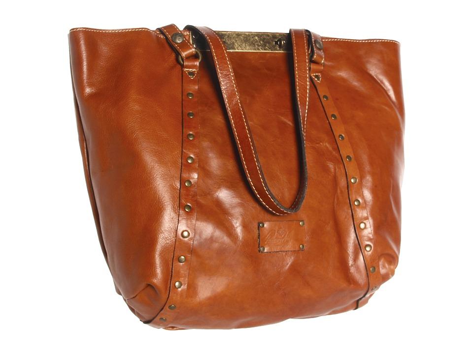 Patricia Nash Benvenuto Tan Tote Handbags