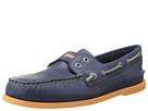 Sperry Top-Sider - A/O Gore (Navy/Orange) - Footwear