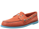 Sperry Top-Sider - A/O Gore (Orange/Blue) - Footwear