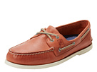 Sperry Top-Sider - A/O 2 Eye Burnished (Orange) - Footwear